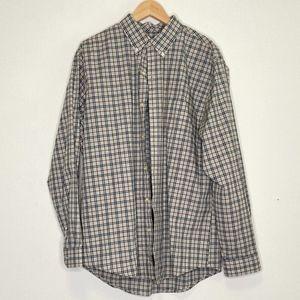 Van Heusen Mens Dress Shirt Classic Fit 16-16 1/2